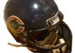 Walter Paytons Game-Worn Helmet in Sports Auction BidAMI.com