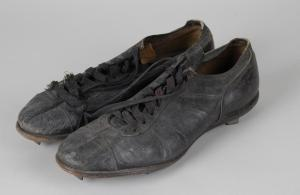 Ted Williams Game-Worn Cleats