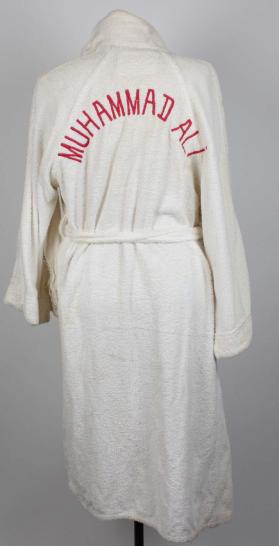Rarest Ali Robe In Existence