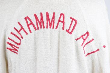 Muhammad Ali Sonny Liston Fight Robe