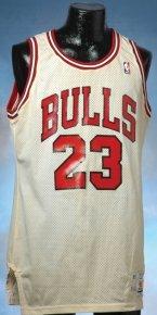 Jordan Game Worn Jersey